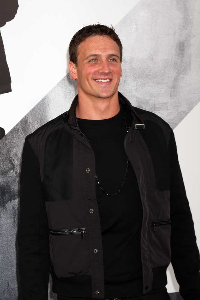 Ryan Lochte was the centre of plenty of scandal this year TheFuss.co.uki
