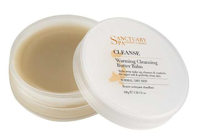 Sanctuary Spa Warming Cleansing Butter