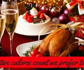 The Festive Calorie Count We Prefer To Ignore TheFuss.co.uk