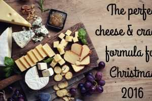 The Perfect Cheese And Cracker Formula For Christmas 2016 TheFuss.co.uk