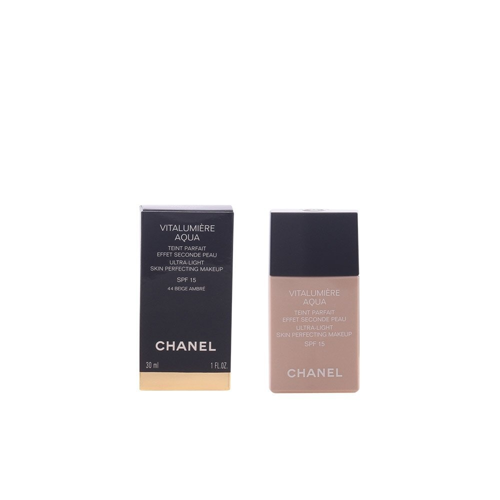 Chanel Vitalumiere Aqua Review TheFuss.co.uk