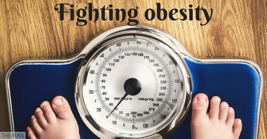 Fighting Obesity TheFuss.co.uk