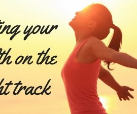 Getting Your Health On The Right Track TheFuss.co.uk