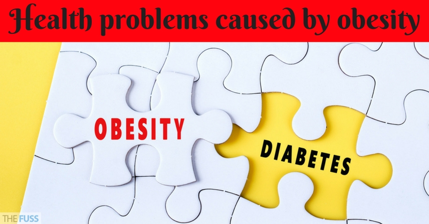 Health Problems Caused By Obesity TheFuss.co.uk