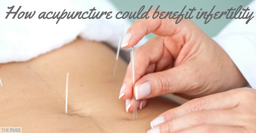 How Acupuncture Could Benefit Infertility TheFuss.co.uk