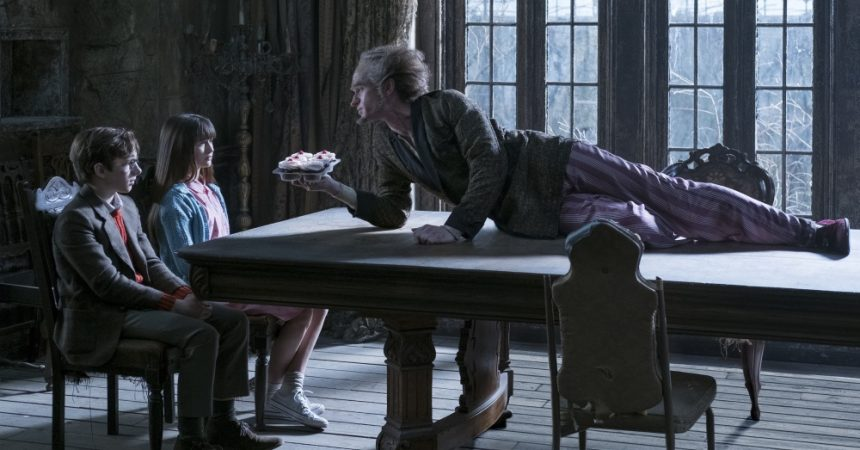 Lemony Snicket's A Series Of Unfortunate Events has been rebooted for Netflix this year TheFuss.co.uk