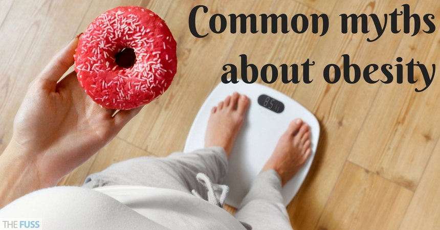 Myths And Misconceptions about Obesity TheFuss.co.uk