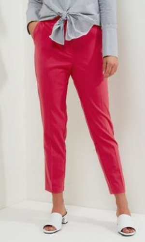 New Look Bright Pink Slim Leg Trousers
