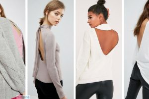 Pick Of The Best Backless Sweaters TheFuss.co.uk
