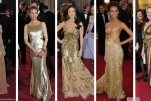 Celebs Who Dressed As An Oscar At The Academy Awards TheFuss.co.uk