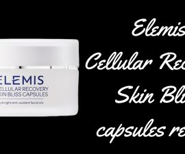 Elemis Cellular Recovery Skin Bliss Capsules Review TheFuss.co.uk