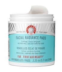 First Aid Beauty Radiance Pads Review TheFuss.co.uk