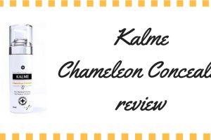 Kalme Chameleon Concealer Review TheFuss.co.uk