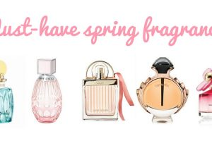Must Have Spring Fragrances TheFuss.co.uk