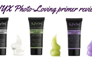 NYX Photo Loving Primer Review TheFuss.co.uk