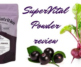 SuperVital Powder Review TheFuss.co.uk