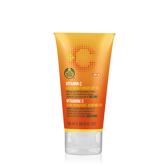 Vitamin C Glow Protect Lotion With SPF30