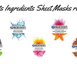 Boots Ingredients Sheet Masks Review