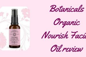 Botanicals Organic Nourish Facial Oil Review