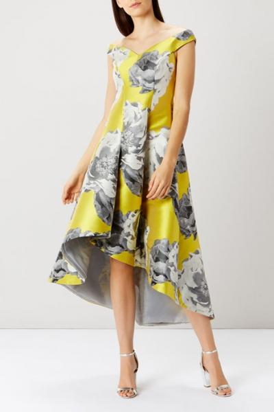 Coast Sorrento Jaquard Full Dress