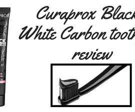 Curaprox Black Is White Carbon Toothpaste Review TheFuss.co.uk