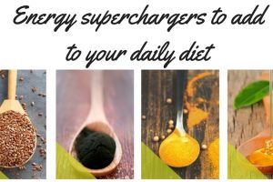 Energy Superchargers To Add To Your Daily Diet