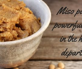Health Benefits Of Eating Miso TheFuss.co.uk