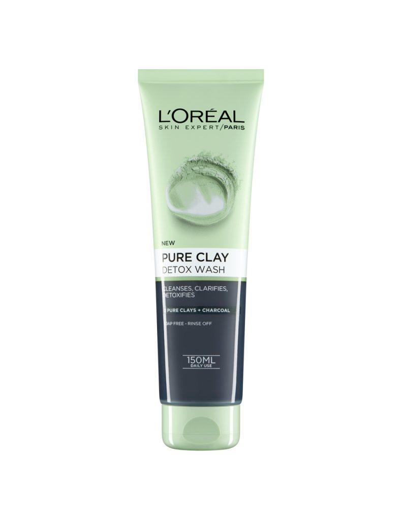 L'Oreal Pure Clay Detox Wash review TheFuss.co.uk
