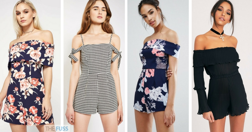 Pick Of The Best Bardot Playsuits TheFuss.co.uk