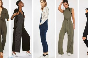 Pick Of The Best Casual Jumpsuits On The High Street TheFuss.co.uk