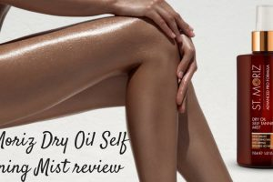 St Moriz Dry Oil Self Tanning Mist Review TheFuss.co.uk