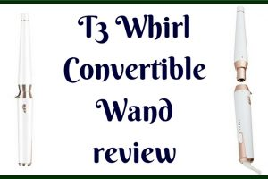 T3 Whirl Convertible Wand Review TheFuss.co.uk