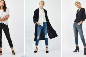 Topshop Boyfriend Jeans: How To Style Them TheFuss.co.uk