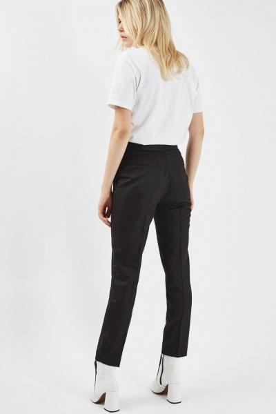 Topshop Suit Cigarette Trousers