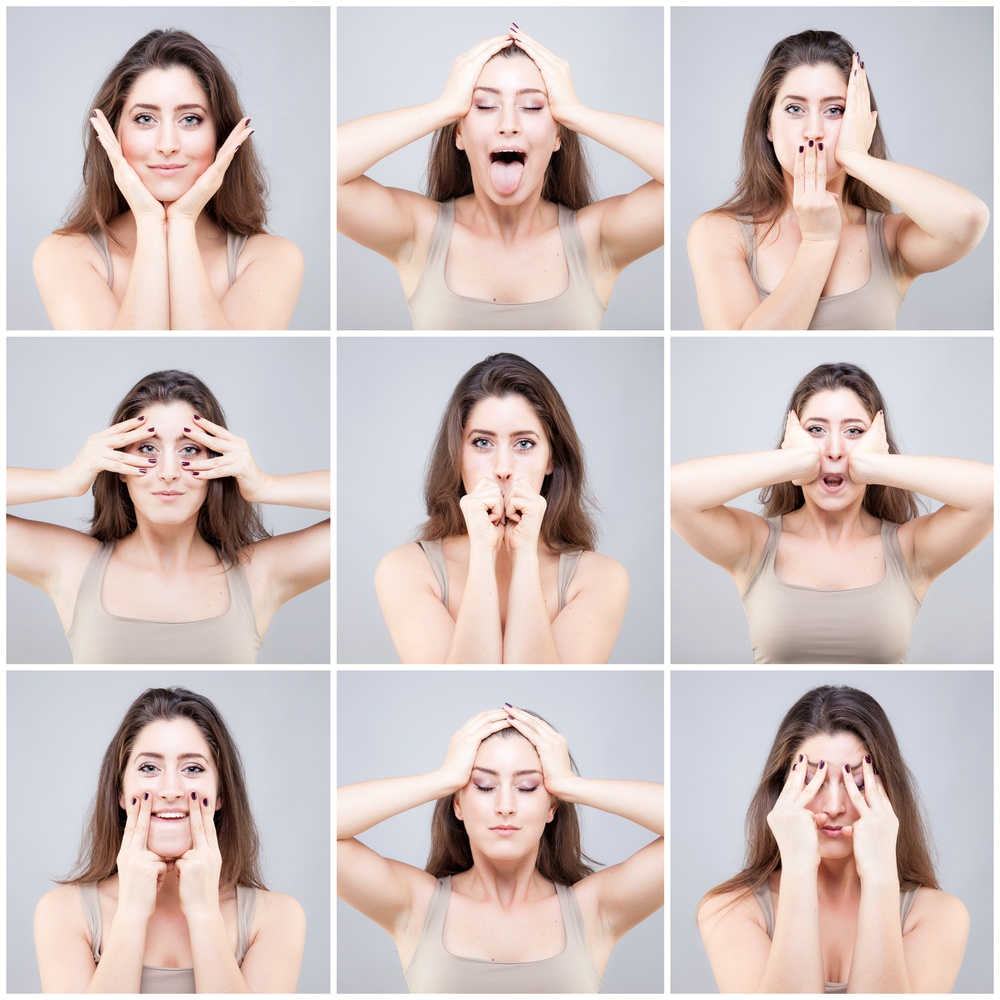 The benefits of face yoga TheFuss.co.uk