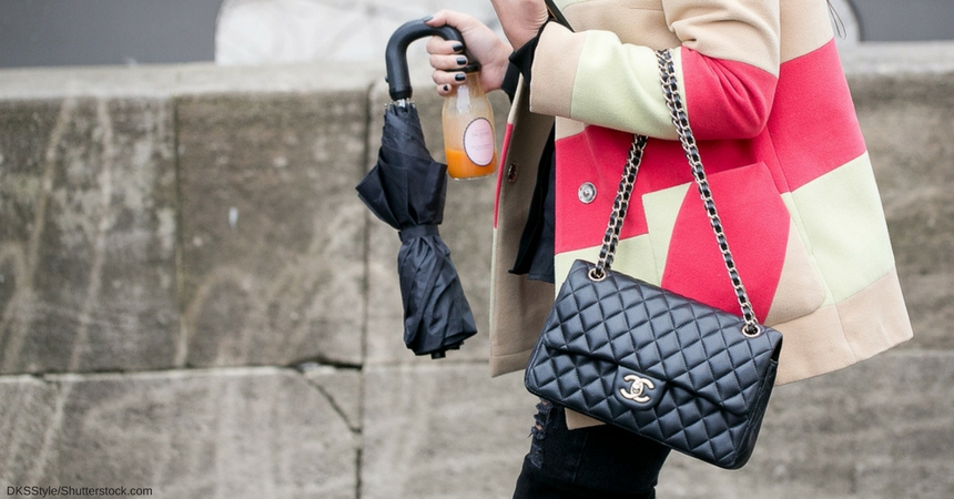 A Chanel handbag is considered another investment handbag TheFuss.co.uk