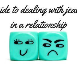 How to deal with jealousy in a relationship TheFuss.co.uk