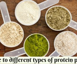 A guide to the different types of protein powders TheFuss.co.uk