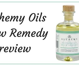 Alchemy Oils Brow Remedy Review TheFuss.co.uk