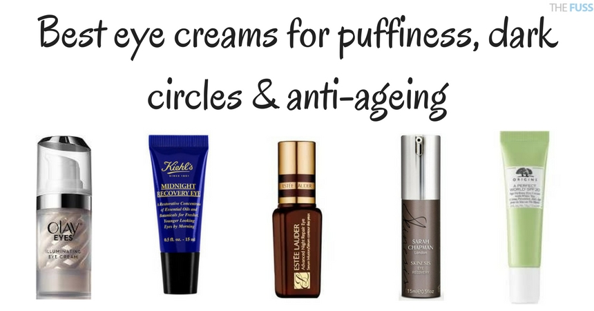 best anti puff eye cream