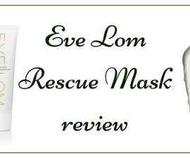 Eve Lom Rescue Mask Review TheFuss.co.uk