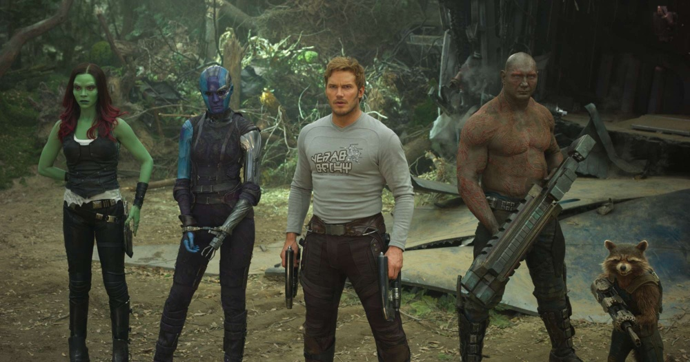 Guardians Of The Galaxy Vol 2 hits cinemas this week TheFuss.co.uk