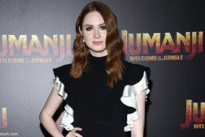 Karen Gillan's best hair moments on the red carpet TheFuss.co.uk