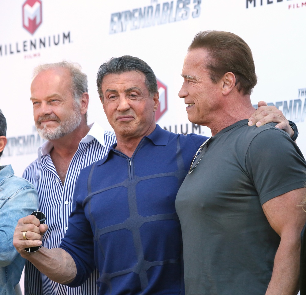 Arnold Schwarzenegger and Sylvester Stallone look set not to return to The Expendables franchise TheFuss.co.uk