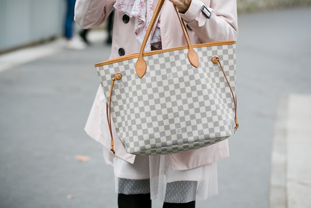 The Louis Vuitton Neverfull is another investment handbag TheFuss.co.uk