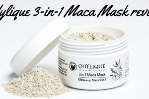 Odylique 3 In 1 Maca Mask Review