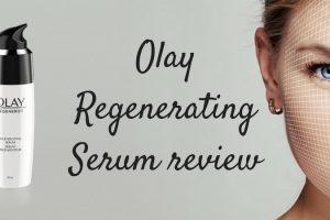 Olay Regenerating Serum Review