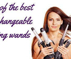 Pick of the Best Interchangeable Curling Wands TheFuss.co.uk