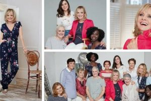 Twiggy Launches Fashion Targets Breast Cancer Campaign TheFuss.co.uk