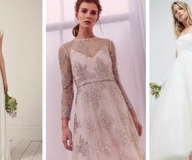 High Street Wedding Dresses To Shop Now